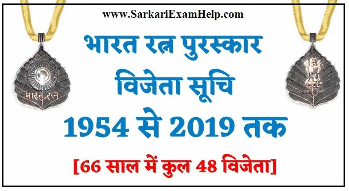 Bharat Ratna in hindi