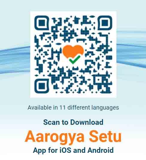 aarogya setu app www.mygov.in