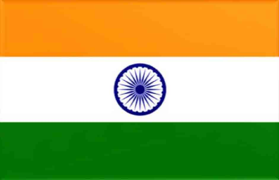 Flag of India Image