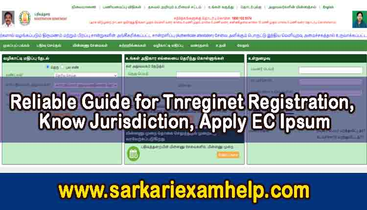Tnreginet Registration