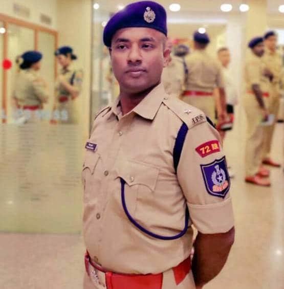 Raushan Kumar IAS